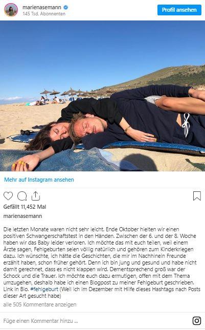 Germany's-next-Topmodel-Marie-Naseman-Instagram-Post-Promis-mit-Fehlgeburt